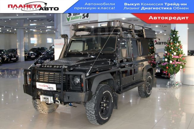 Land Rover Defender, 2013 год, 2 400 000 руб.