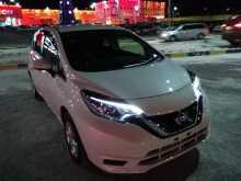 Чита Nissan Note 2016