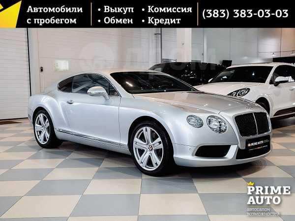 Bentley Continental GT, 2014 год, 5 200 000 руб.
