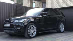 Покров Range Rover Sport