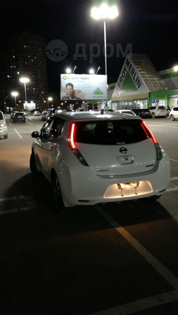 Nissan Leaf, 2013 год, 645 000 руб.