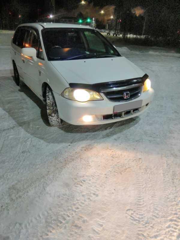 Honda Odyssey, 2003 год, 270 000 руб.