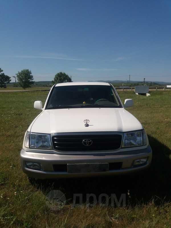 Toyota Land Cruiser, 1998 год, 999 000 руб.