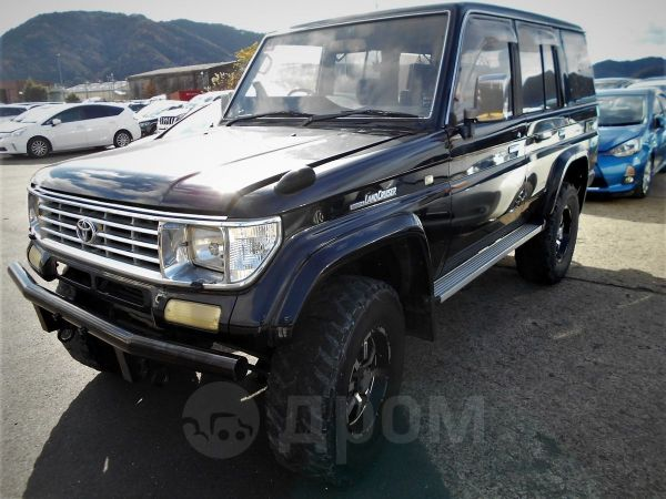 Toyota Land Cruiser Prado, 1993 год, 499 000 руб.