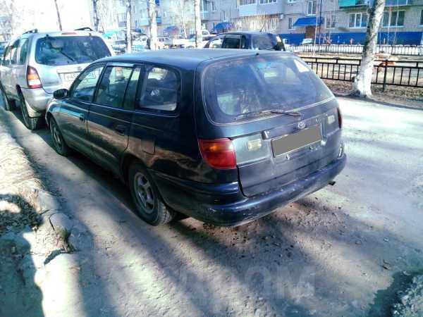 Toyota Caldina, 1996 год, 90 000 руб.