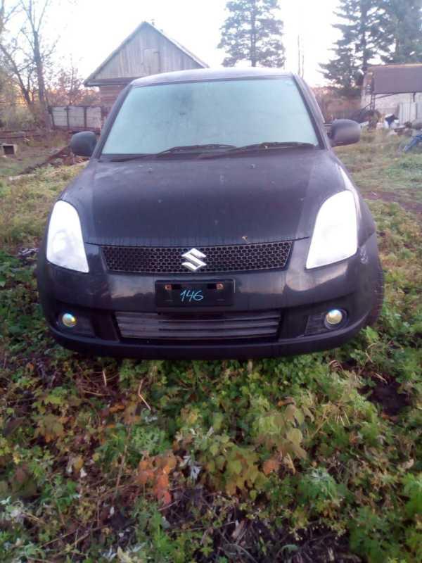 Suzuki Swift, 2008 год, 370 000 руб.