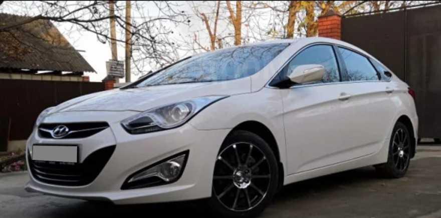 Hyundai i40, 2014 год, 899 000 руб.