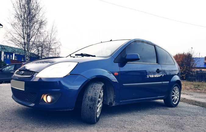 Ford Fiesta, 2008 год, 173 000 руб.