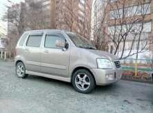 Владивосток Wagon R Solio 2003