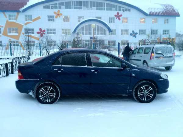 Toyota Corolla, 2004 год, 285 000 руб.
