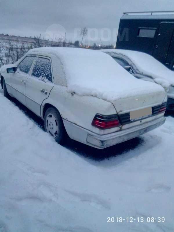 Mercedes-Benz E-Class, 1990 год, 55 000 руб.
