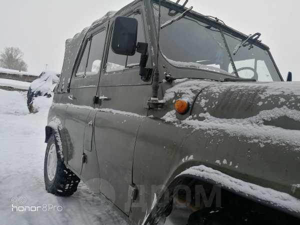 УАЗ 469, 1989 год, 120 000 руб.