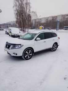 Барнаул Pathfinder 2014