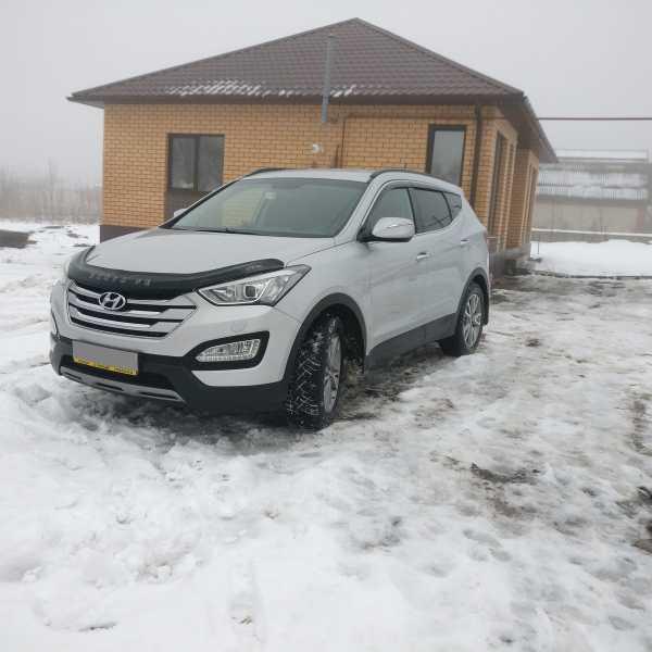 Hyundai Santa Fe, 2013 год, 1 268 999 руб.