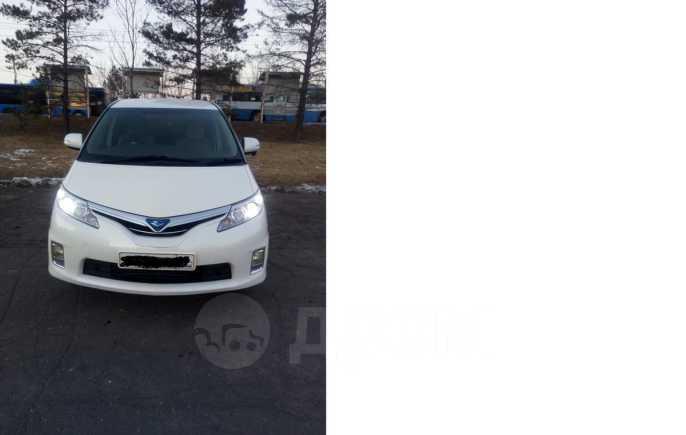 Toyota Estima, 2012 год, 1 250 000 руб.
