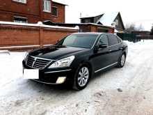 Иркутск Hyundai Equus 2012