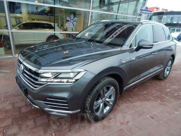 Volkswagen Touareg, 2018 год, 5 270 000 руб.