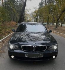 Черкесск BMW 7-Series 2008