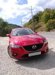 Краснодар Mazda6 2016