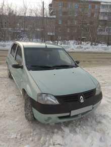 Новосибирск Logan 2007