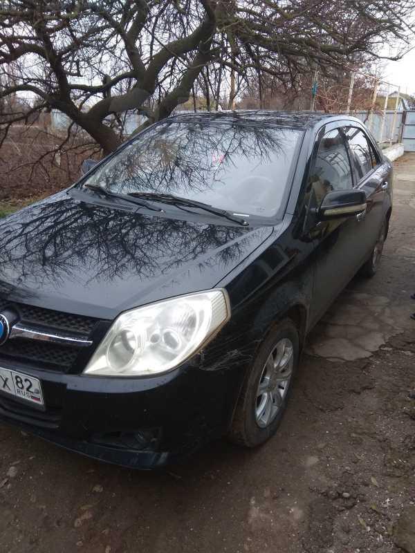 Geely MK, 2011 год, 230 000 руб.