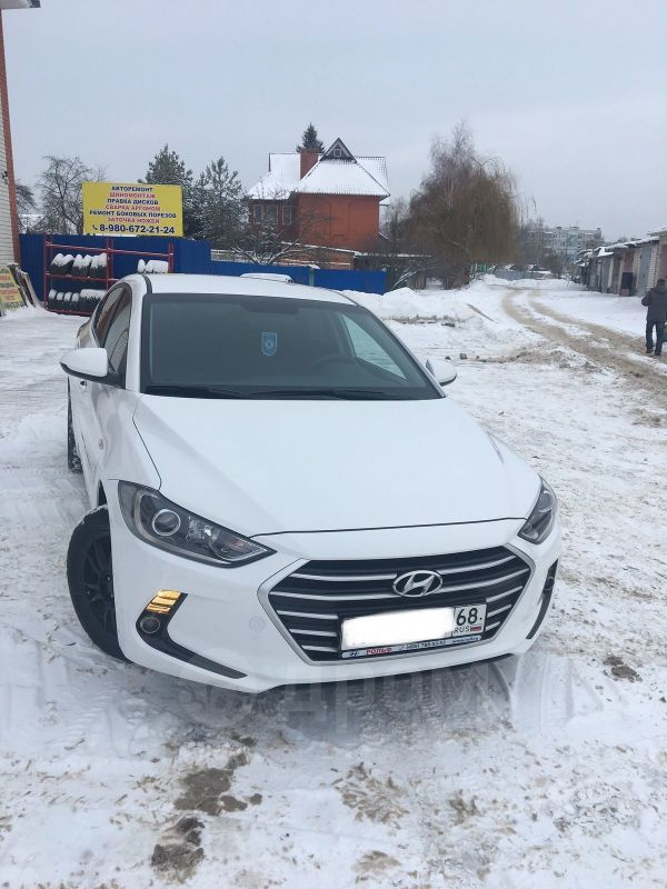 Hyundai Elantra, 2016 год, 999 999 руб.