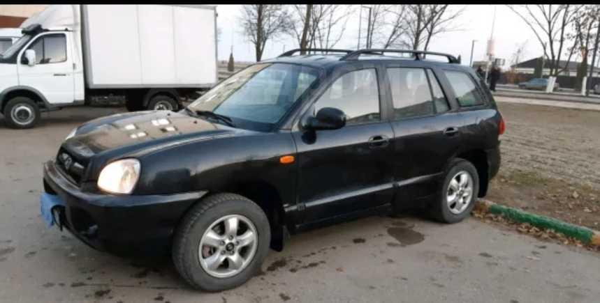 Hyundai Santa Fe, 2008 год, 440 000 руб.
