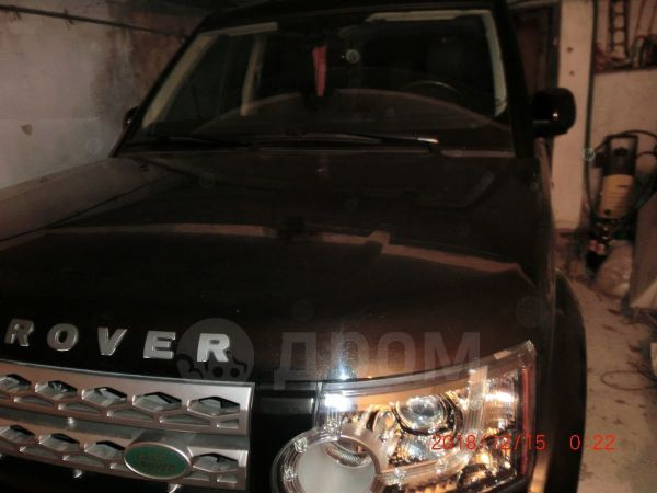 Land Rover Discovery, 2009 год, 1 600 000 руб.