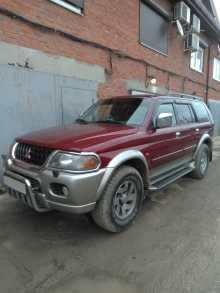 Краснодар Pajero Sport 2000