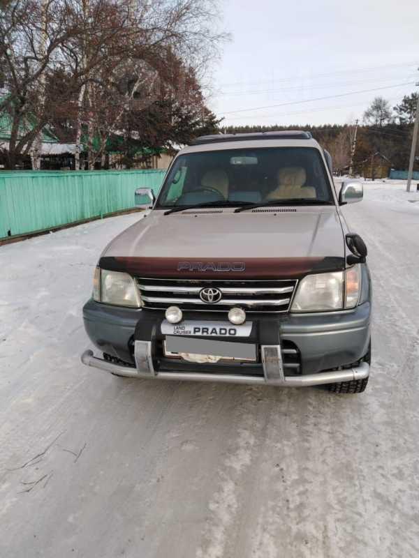 Toyota Land Cruiser Prado, 1996 год, 700 000 руб.