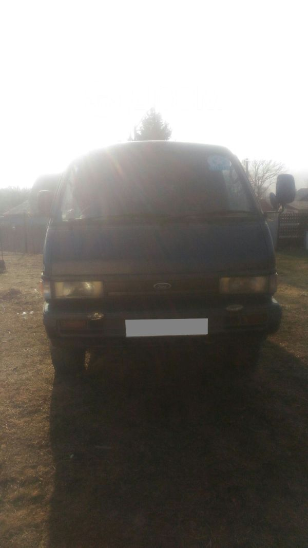 Ford Spectron, 1992 год, 60 000 руб.