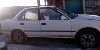 Оловянная Corolla 1990