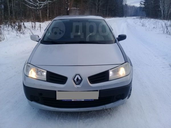 Renault Megane, 2006 год, 190 000 руб.