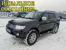 Иркутск Pajero Sport 2011