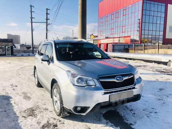 Subaru Forester, 2014 год, 1 580 000 руб.