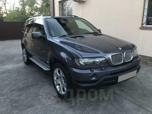 BMW X5, 2001 год, 545 000 руб.