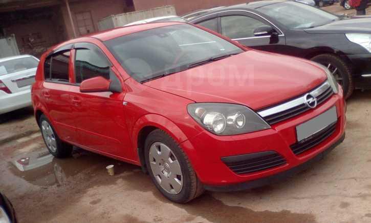 Opel Astra, 2005 год, 265 000 руб.