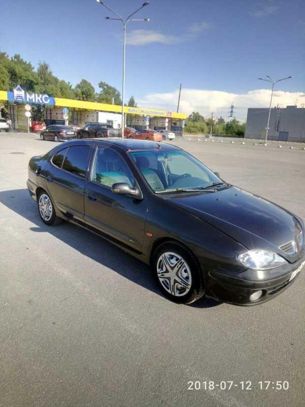 Renault Megane, 2003 год, 135 000 руб.