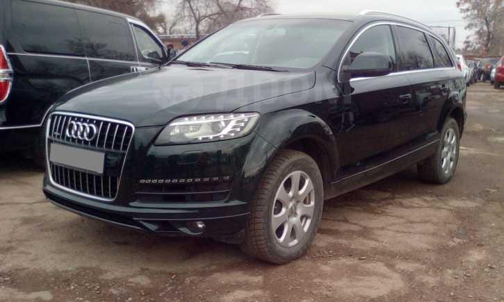 Audi Q7, 2009 год, 1 210 000 руб.