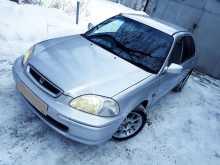 Барнаул Civic 1999
