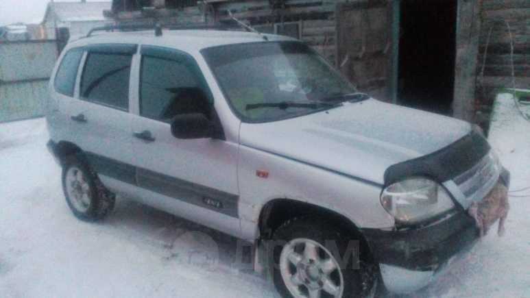 Chevrolet Niva, 2003 год, 145 000 руб.