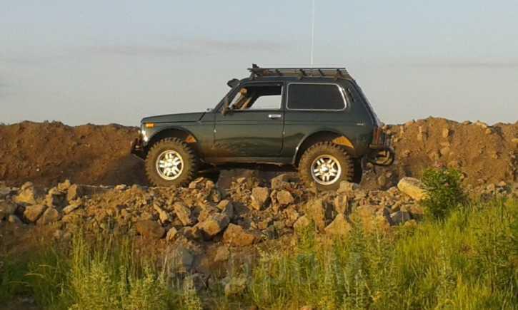 Лада 4x4 2121 Нива, 2003 год, 149 000 руб.