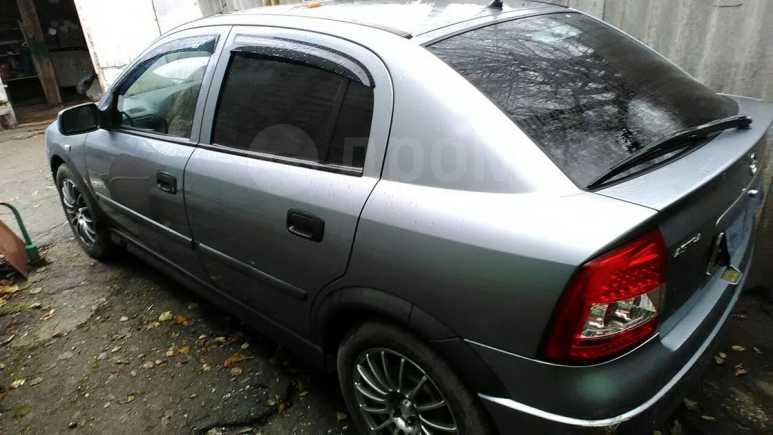 Opel Astra, 2003 год, 200 000 руб.