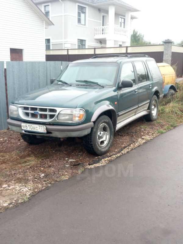 Ford Explorer, 1996 год, 140 000 руб.