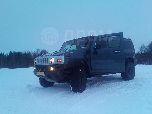 Hummer H2, 2005 год, 1 500 000 руб.