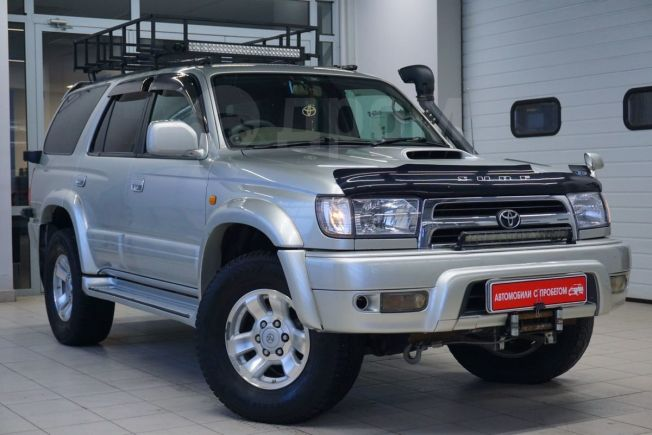 Toyota Hilux Surf, 1999 год, 697 000 руб.