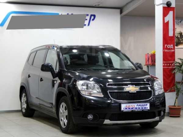 Chevrolet Orlando, 2012 год, 660 000 руб.
