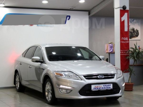 Ford Mondeo, 2012 год, 522 000 руб.