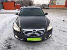 Челябинск Opel Insignia 2012