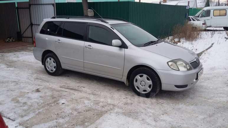 Toyota Corolla, 2001 год, 268 000 руб.
